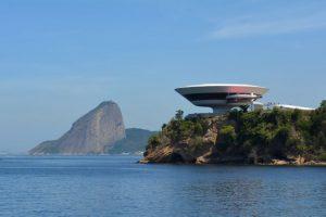 Niemeyer -Museo de Arte Contemporaneo _Rio de Janeiro