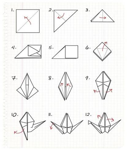origami faciles y bonitos