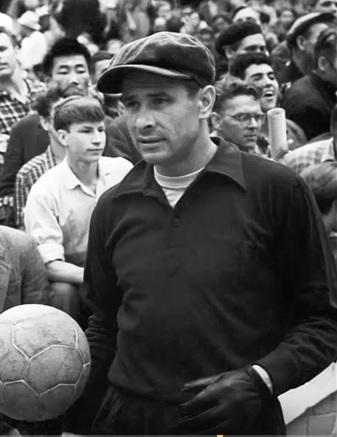 Resultado de imagen para Lev Yashin balon de oro