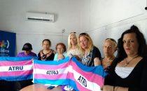 Avanza la Red Nacional Trans del Uruguay y fue presentada la referente local Karol Romero