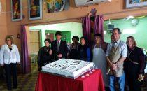Agremiación de Pasivos festejó 45 años con almuerzo y mucha diversión