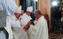 Están confirmados los lugares en donde Monseñor Pedro Wolcan presidirá las misas