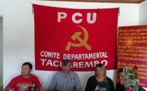 El Partido Comunista del Uruguay cumplió 98 años y festejará con un gran acto en noviembre