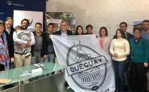 Queguay se integra a nómina de pueblos que recuperan su patrimonio ferroviario