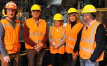 La empresa Lumin, de capitales externos, invertirá 30 millones de dólares en su segunda planta en Tacuarembó,generará 100 empleos directos a fines de 2020