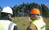 Enzo Benech en Tacuarembó -Convenio entre Gobierno y UPM permite que 200 apicultores y 545 ganaderos mejoren su producción