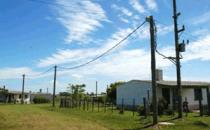 10 familias en Paraje de Cerro Travieso en Tacuarembó accede a la electricidad.