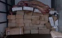 Tacuarembò ,Mercadería incautada en presunta infracción aduanera