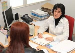 ROSA ESTEBAN BLANCO,RESPONSABLE DEL CENTRO DE EMERGENCIAS A LA MUJER, EN VALLADOLID.FTO HENAR SASTER