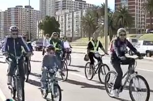 bici montevideo rambla