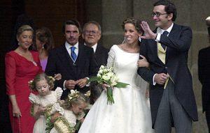 boda aznar