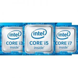 intel procesadores