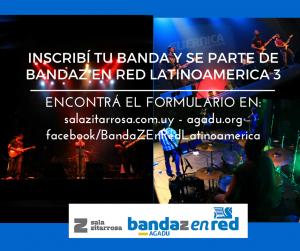 BANDA BANDAZ EN RED LATINOAMERICA