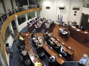 junta departamental votacion