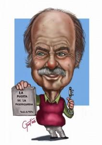Tomas de Mattos de caricaturista Gusavo Lopez