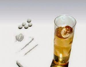 alcohol-drogas