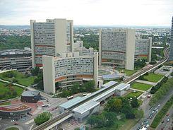 Organización del Tratado de Prohibición Completa de los Ensayos Nucleares Vienna_