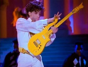 US-Prince Guitar