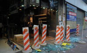 disturbios en 18julio 2016 06