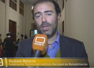 belarra Inst Nac de Rehabilitacion uy2016