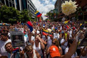 marcha contra Maduro 01 2017