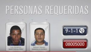 buscados martirena y Mansilla Mdeo feb2017