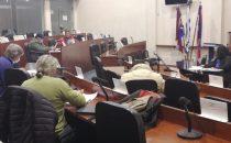 Se reunió la Comisión de Finanzas y Presupuesto de la Junta Departamental de Tacuarembó